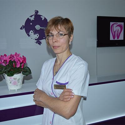 Constantina Ifrim - asistenta medicala
