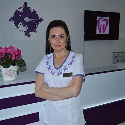 Dr. Gradinaru Delia Medic Specialist Stomatologie Generala